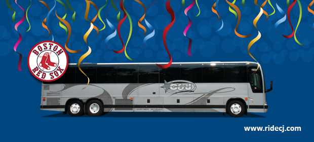 Bus to Boston for World Series Parade
