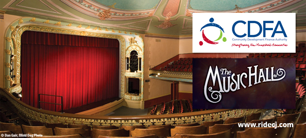C&J and CDFA Support Music Hall Upgrades