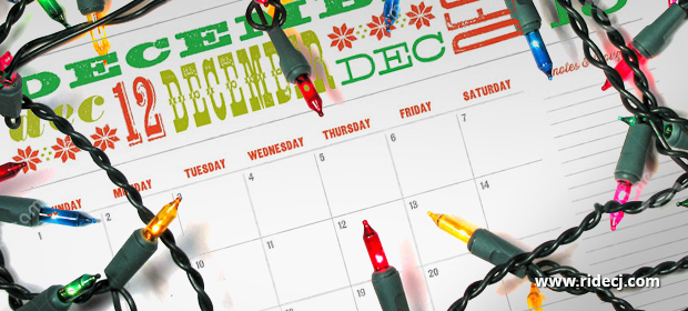 2013 Holiday Schedule C&J