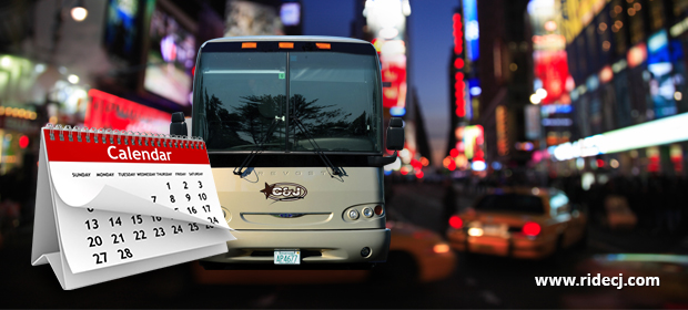 Extended NYC Bus Schedule