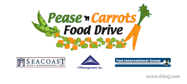 C&J Supports Pease 'n Carrots Food Drive
