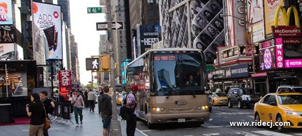 C&J Bus in NYC