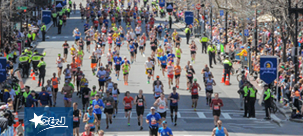 Boston Marathon - C&J
