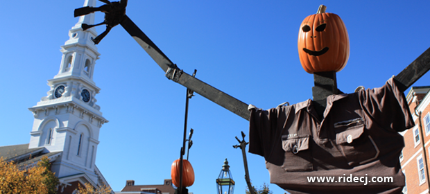 Halloween in Portsmouth, NH