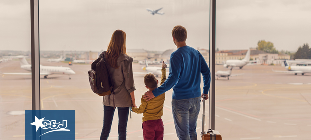 Vacation Travel to Boston's Logan Airport