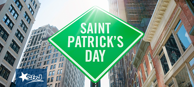 2018 St. Patrick's Day Events in Boston, and NYC