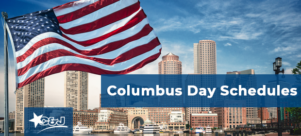 Columbus Day Travel