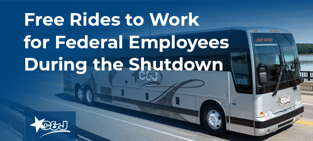 C&J - Free Rides to Work for Federal Employees During Shutdown