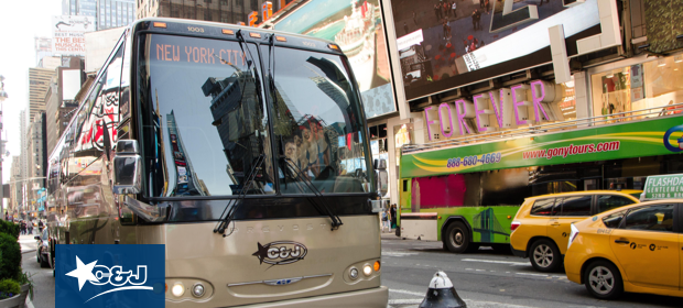 Eight Years of C&J Bus Service to NYC