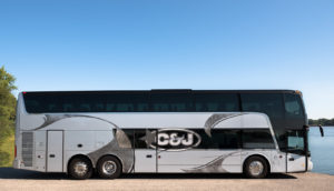 C&J Double Decker Bus