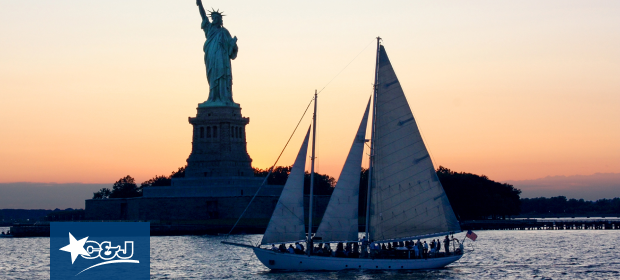 Go Sailing in NYC for Labor Day Weekend