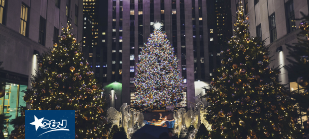 Rockefeller Square Christmas Tree